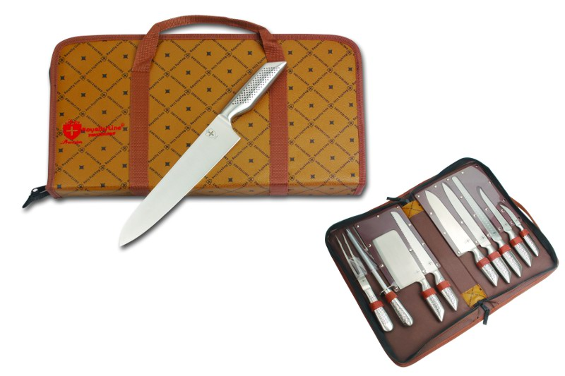 Set de cuchillos 9 piezas royaltyline rl k9b mayorista - Set de cuchillos royalty line ...