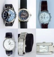 Relojes de lujo paquete