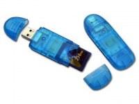 Lector de tarjetas de memoria SD/SDHC/MMC