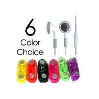 Auriculares + mando Colores