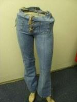 Lote de 9 Jeans senoras a un precio discount !!!