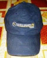 Gorras de Fórmula 1