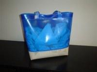 Bolso de Playa Azul
