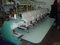 Maquina de bordar TAJIMA TMFXII-C1206