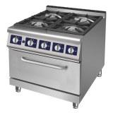 Cocina A Gas 4 Fuegos Con Horno A Gas. Nueva