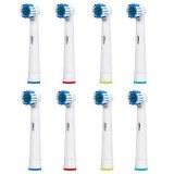 Cenocco CC-9029; 8 cabezas de cepillo reemplazables