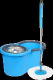 Cenocco CC-9057; Escobilla giratoria de escoba Rotación giratoria 360 ° Azul