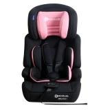Kinderline CS-702.1 PINK: Asiento de seguridad para bebés Booster - Rosa