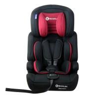 Kinderline CS-702.1RED: Asiento de seguridad para bebés Booster - Rojo