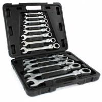 Kraftmax International KF-FS13; Juego de llaves flexibles de 13 piezas
