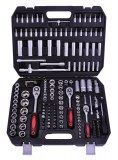 Kraftmax Professional Tool KF-171; Juego de zócalos de 171 PCS (1/4 'y 3/8' y 1/2 ')