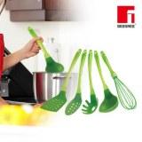 Renberg RB-5017; Herramientas de la cocina fijados 5pcs