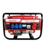 Deluxe Tools DT-7500W; Generador de gasolina DT7500W