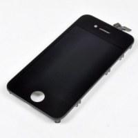 Iphone 4S Digitalizador Negro