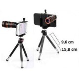 Iphone 5 cámara zoom X8
