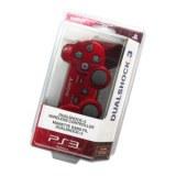 PS3 controlador DUALSHOCK Rojo
