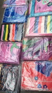 Stock Scarf lot in yiwu china