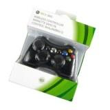 Mando Xbox 360 Slim sin cable Negro
