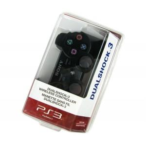 PS3 controlador DUALSHOCK Negro