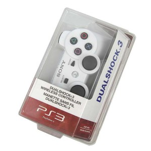 PS3 controlador DUALSHOCK Blanco