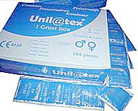 Preservativos Caja 144    € 30