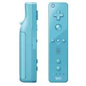 Mando Wiimote Nintendo Wii Azul