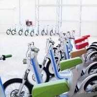Motocicletas electricas xkuty