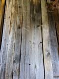 Vieja madera de granero de Canadá