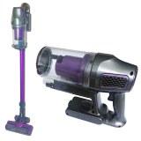 Herzberg HG-6015: Aspiradora de Mano Recargable Púrpura