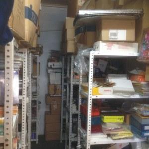 Stock de papeleria-bazar