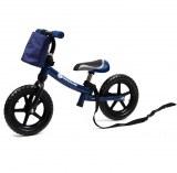 Kinderline MBC711.2: Bicicleta de equilibrio para niños Azul