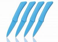 Cenocco CC-9009; 4pcs cuchillos de fruta Azul