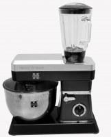 Herzberg HG-5065; Robot mixeur 1800 W máx 6.5L Negro