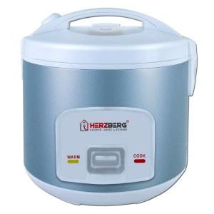 Herzberg HG-8004: 700W Cocina Eléctrica Multifunción 1.8L