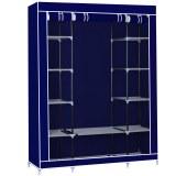 Herzberg HG-8009: Armario de almacenamiento - Grande Azul