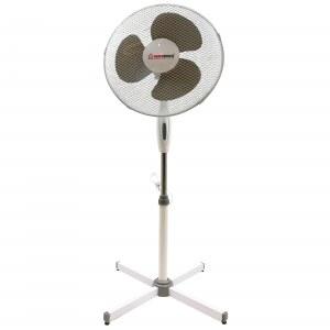 Herzberg HG-8018: Ventilador de pie para ventilador