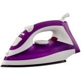 Herzberg HG-8036: Plancha de Vapor 2200W - Púrpura