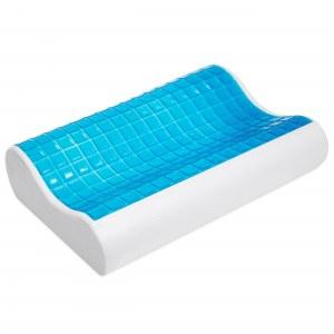 Herzberg comfort HG-5030GL; almohadas de espuma de memoria