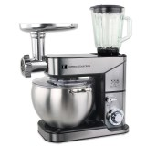 Imperial Collection IM-KM2500-3: Máquina de cocina 3 en 1 - Licuadora, trituradora y ba...