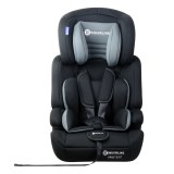 Kinderline CS-702.1GREY: Asiento de seguridad para bebés Booster - Gris