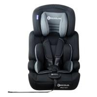 Kinderline CS-702.1GREY: Asiento de seguridad para bebés Booster - Gris