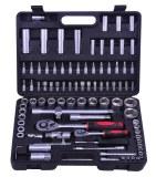 Kraftmax Professional Tool KF-94; Juego de zócalos de 94 PCS (1/4 'y 1/2')