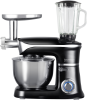 Royalty Líne PKM-1900.7BG; Robot de cocina 3 en 1 con 1900 vatios max Negro