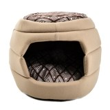 Royalty Pets CHB-002.490: Casa plegable para gatos - Tuur