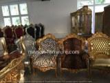 Sillón barroco - venta al por mayor de muebles barrocos