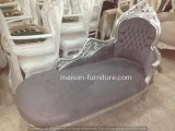 Chaise lounge barroco - muebles franceses