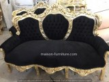 Sofá barroco- muebles al por mayor