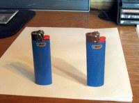 J26 Mini BIC Encendedores