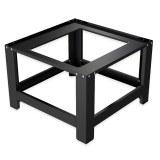 Herzberg HG-WP1: Pedestal universal para lavadora Negro