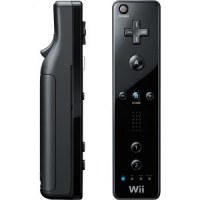 Mando Wiimote Nintendo Wii Negro